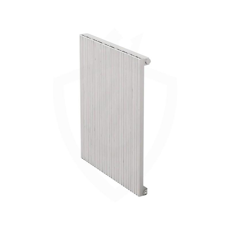 Carisa Monza White Aluminium Radiator - 470 x 600mm