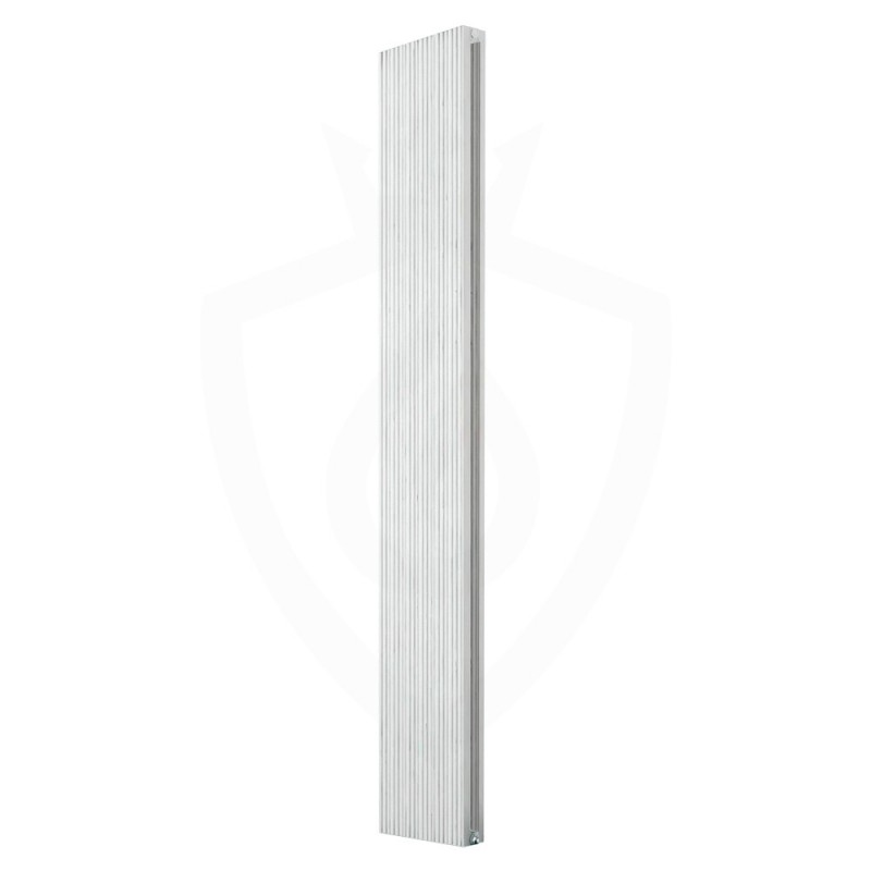Carisa Monza Double White Aluminium Radiator - 280 x 1800mm