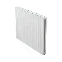 Carisa Monza Double White Aluminium Radiator - 850 x 600mm