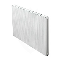 Carisa Monza Double White Aluminium Radiator - 1040 x 600mm