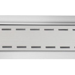 Rectangular Stainless Steel Wet Room Drains - Dash Design