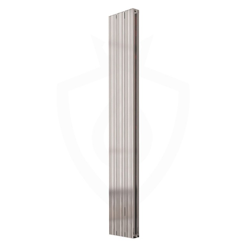 Carisa Monza Double Polished Aluminium Radiator - 280 x 1800mm
