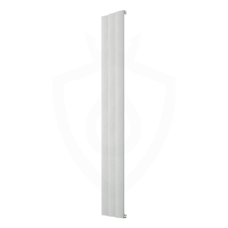 Carisa Step White Aluminium Radiator - 280 x 1800mm