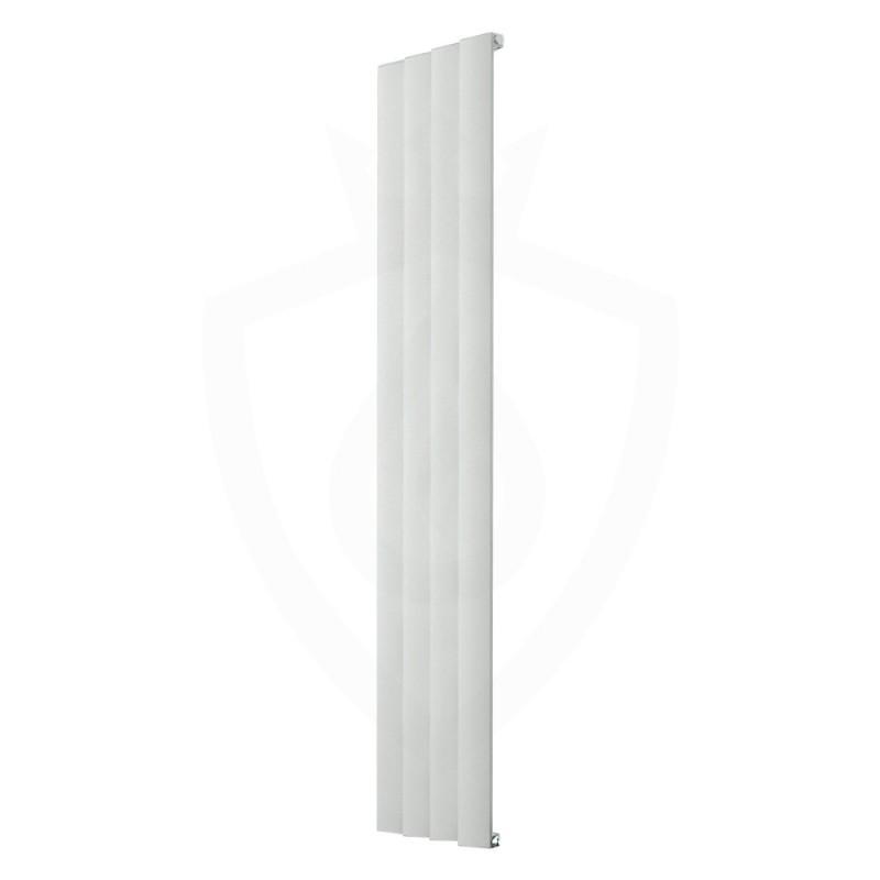 Carisa Step White Aluminium Radiator - 375 x 1800mm