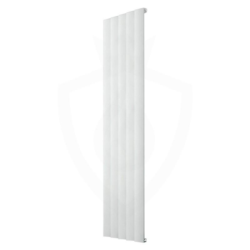 Carisa Step White Aluminium Radiator - 470 x 1800mm