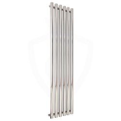 Carisa Mayra Chrome Radiator - 420 x 1800mm