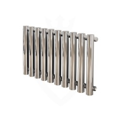 Carisa Mayra Chrome Radiator - 720 x 550mm