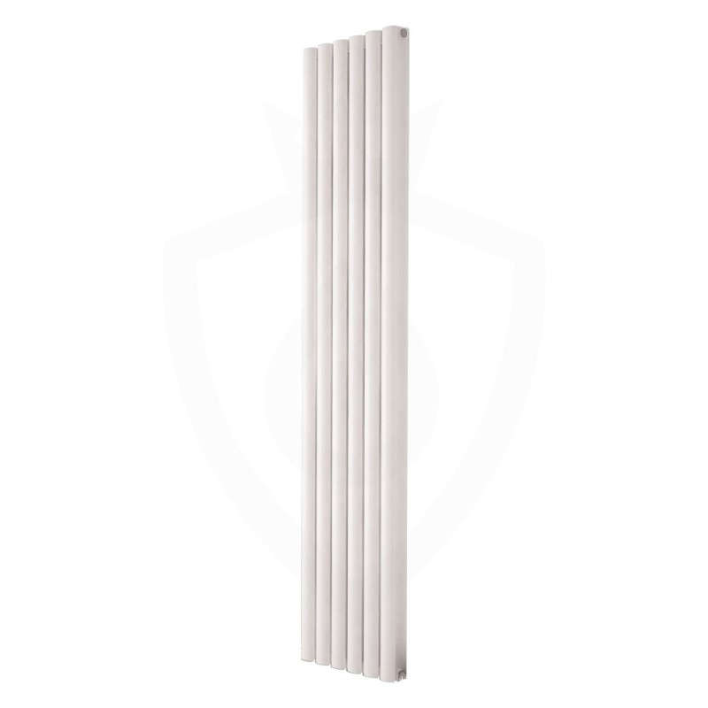Carisa Tallis Double White Aluminium Radiator - 350 x 1800mm
