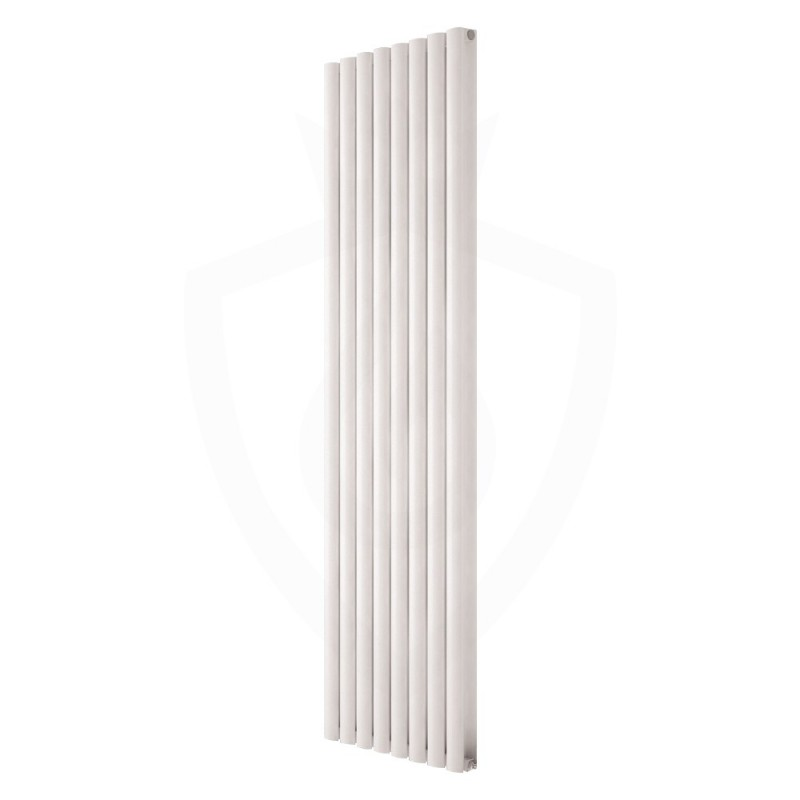 Carisa Tallis Double White Aluminium Radiator - 470 x 1800mm