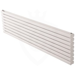 Carisa Tallis Double White Aluminium Radiator - 1800 x 470mm
