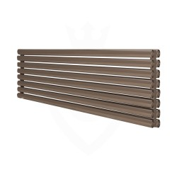 Carisa Tallis Double Polished Aluminium Radiator - 1800 x 470mm