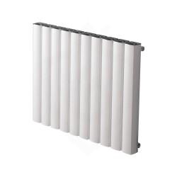 Carisa Vesta White Aluminium Radiator - 745 x 600mm