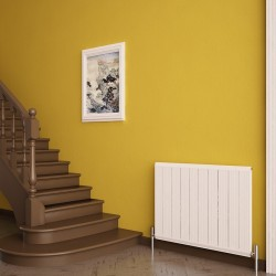 Carisa Elite White Aluminium Radiator - 745 x 600mm