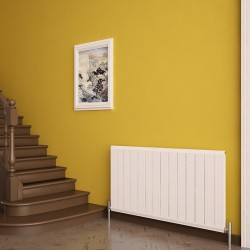 Carisa Elite White Aluminium Radiator - 1045 x 600mm