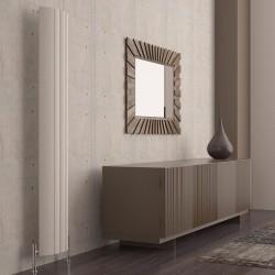 Carisa Gaia White Aluminium Radiator - 355 x 1800mm