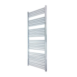 Straight Chrome Towel Rail - 500 x 1600mm