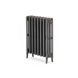 Victoriana 4 Column Cast Iron Radiator - 660mm High