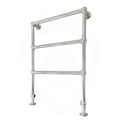 Hamilton Floor Standing Traditional Towel Rail - 686 x 952mm