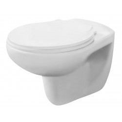 Melbourne Wall Hung Toilet Pan