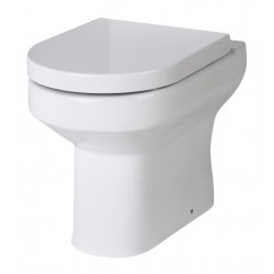Harmony Back to Wall Toilet Pan