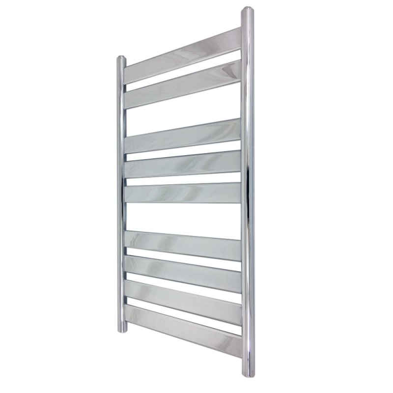 Kaiser Chrome Designer Towel Rail - 500 x 950mm