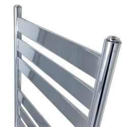 Kaiser Chrome Designer Towel Rail - 500 x 1300mm