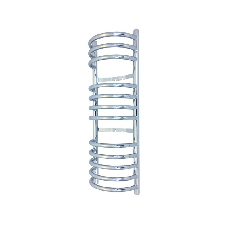 Baron Chrome Designer Towel Rail - 300 x 900mm