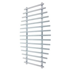 Duke Chrome Designer Towel Rail - 700 x 1200mm