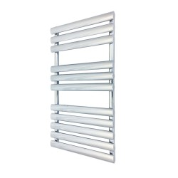 Queen Chrome Designer Towel Rail - 500 x 930mm
