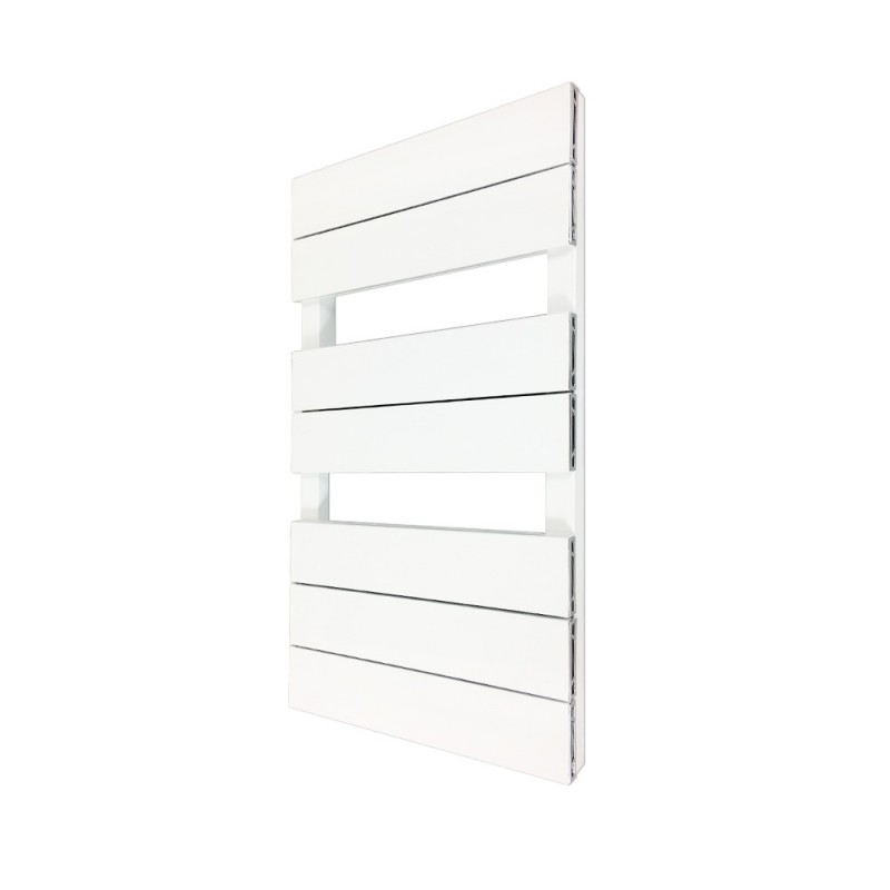 Viceroy White Designer Towel Rail - 500 x 800mm