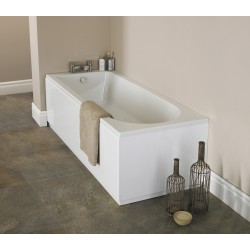 Standard Single Ended Bath 1700mm x 750mm