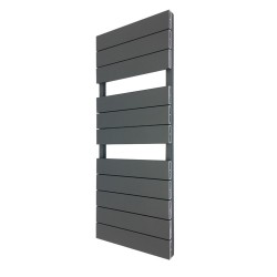 Viceroy Anthracite Designer Towel Rail - 500 x 1200mm