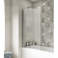 Square Bath Screen 790mm x 1435mm
