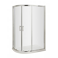 Pacific Offset Quadrant Shower Enclosure 900x760mm