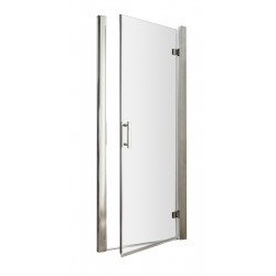 Pacific Hinged Shower Door 700mm