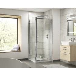 Pacific 800mm Shower Side Panel