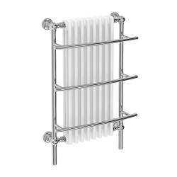 Elizabeth Traditional Towel Rail - 635 x 1000mm