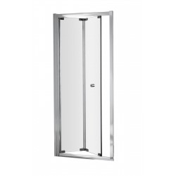 Ella 900mm Bi-Fold Shower Door