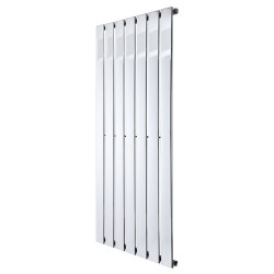 King Chrome Designer Radiator - 516 x 1850mm