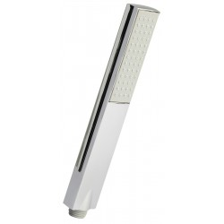 Rectangular Easy-Clean Shower Handset