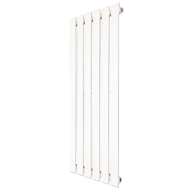 King White Designer Radiator - 440 x 1250mm