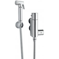Douche Spray Kit with Handset Holder Thermostatic Valve