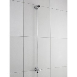 Exposed Non-Concussive Shower Valve
