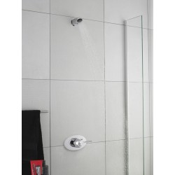 Concealed Anti-Vandal Fixed Shower Head