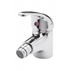 Eon Mono Bidet Mixer Tap with Pop-Up Waste Single Handle