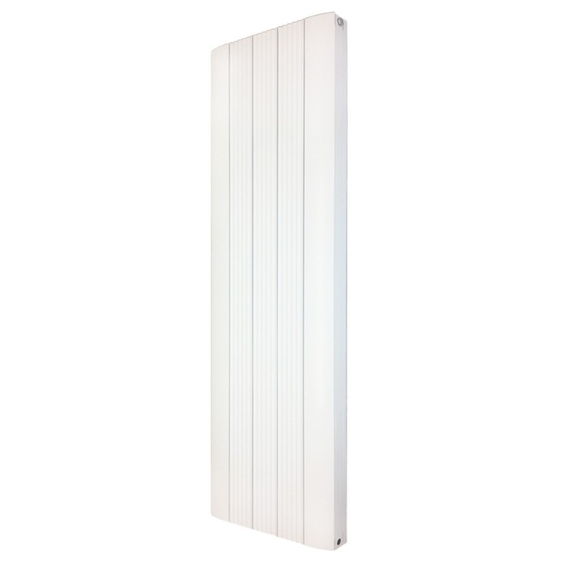 Supreme White Aluminium Radiator - 470 x 1800mm Double